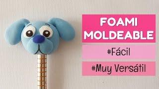 ¿Qué es el foamy o goma eva moldeable? | facilisimo.com