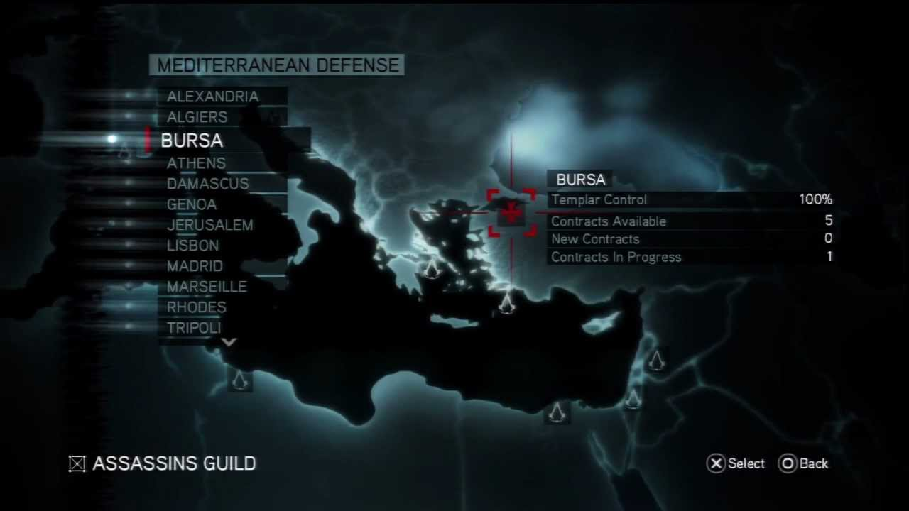 Assassins Creed Revleations Armchair General Trophy Guide Youtube