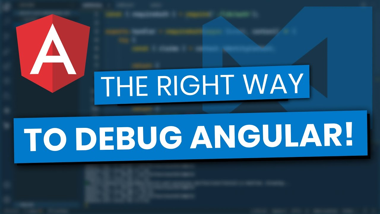 Debugging Visual Studio Code (Angular CLI )