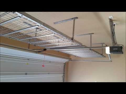 Top Overhead Garage Storage Installation Services in Omaha N