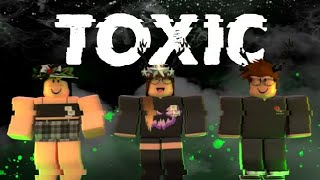 Toxic - Britney Spears (Roblox Music Video)
