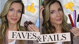 Faves + Fails! NARS, Charlotte Tilbury, Nurse Jamie Wand ~ September 2018