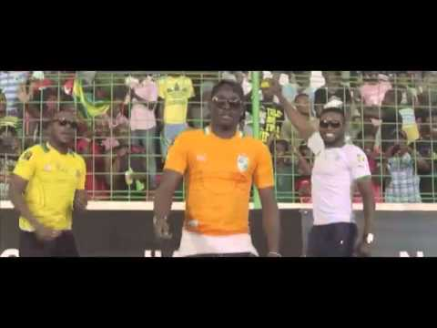 VIDEO : Wizboyy,Molare, Toofan, Eddy Kenzo, Singuila, Arielle T – Hola Hola (AFCON 2015 theme song)