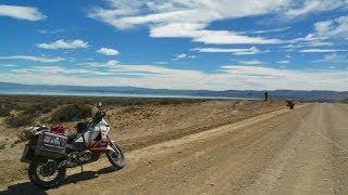 Sudamérica en moto. Tres meses de personas y paisajes.