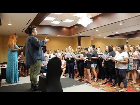 PentaCon 2016: Choir Rehearsals
