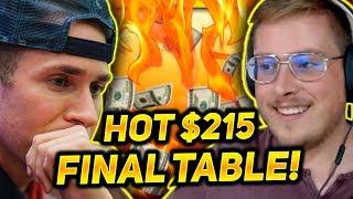 BATTLING JEFF GROSS FOR $10,000!!! PokerStaples Stream Highlights