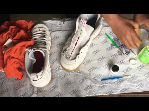 Cleaning Gucci Foams