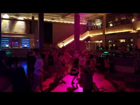 Disney springs night club Atlantic dance hall(by boardwalk)