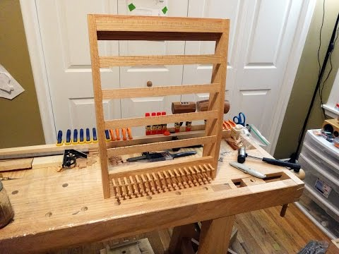 Earring Rack - Part 5: Finishing Touches