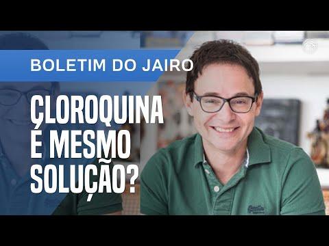 cloroquina:-mÉdico-infectado-faz-alerta-contra-uso-indevido- -boletim-com-jairo-bouer