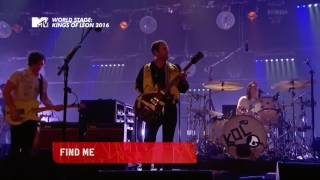 Kings Of Leon - Find Me (Live)