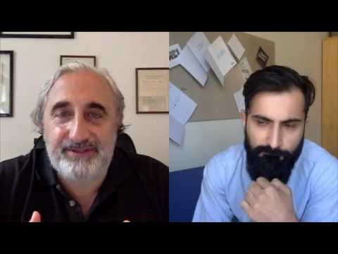 My Chat with Swedish Parliamentarian Hanif Bali (THE SAAD TRUTH_469)