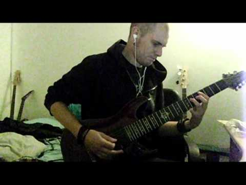 Carcass - Embodiment guitar cover.