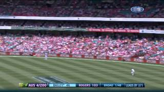 Complete highlights of SCG Test