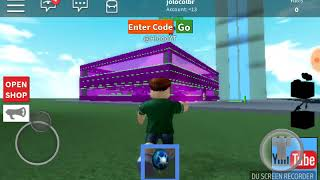 First video of the channel playing ROBLOX