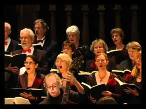 Dit kan Zang Edam: het Mendelssohn-concert van 2007