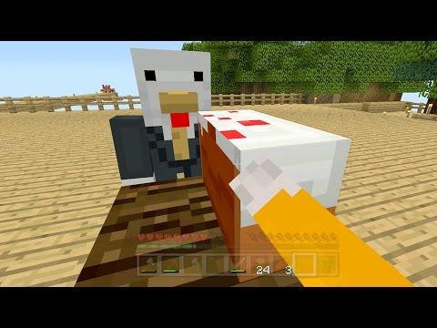 Minecraft Xbox - Sky Den - Cake Time (29)