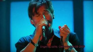 a-ha live webcast  - Cry Wolf (HD) - Engers Castle, Germany 06-08 2009