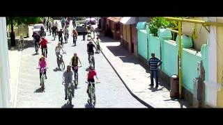 Велопарад в Евпатории 23 мая 2015