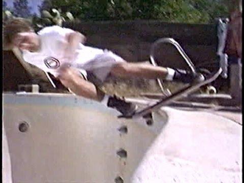 Chris Miller at Tweakers  Empty Pools