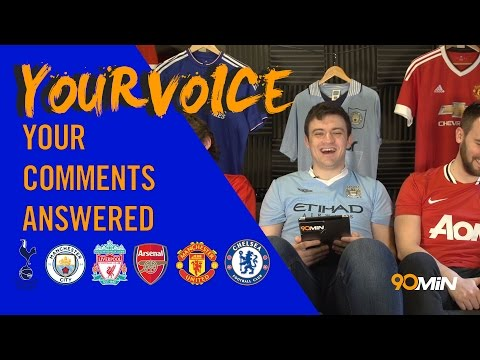 Would Rooney be better off at Everton? | Who should Arsenal replace Wenger with? YourVoice Comments