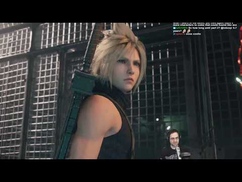 Final Fantasy VII Remake [Normal Difficulty, JP Dub] (Pt. 1)