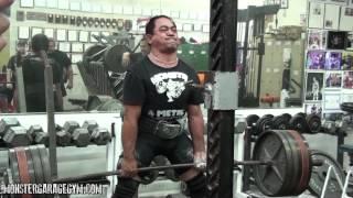 Monster garage gym viyoutube