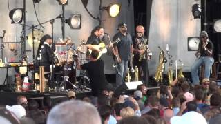 Dave Matthews Band - Satellite - Woodlands, TX 5/16/14