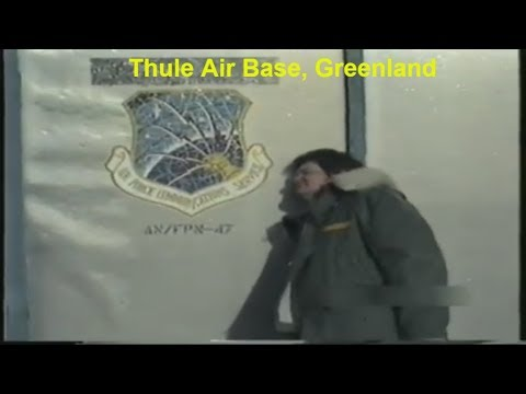 Thule Air Base Travel Video