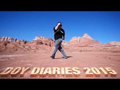 Doy Diaries 2015 // .stance