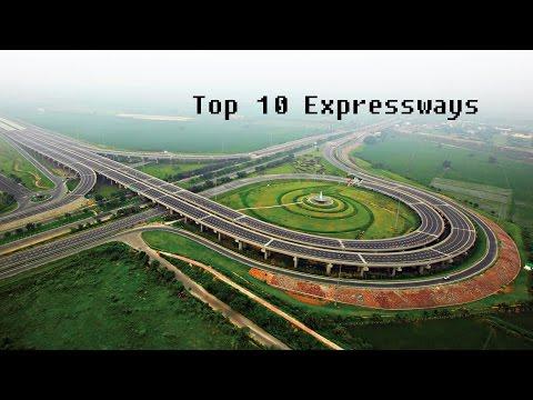 Top 10 Amazing Expressways in India