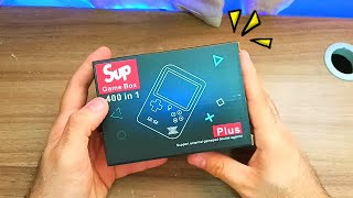 REVIEW SUP GAME BOX 400 IN 1!