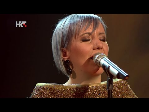 "Nina: ""Zajdi, zajdi"" - The Voice of Croatia - Season1 - Live6"