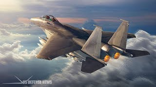 Boeing Releases Concept Images of Its New F-15EX Advanced Fighter Jet