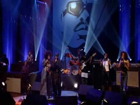 Herbie Hancock, Angie Stone & Guru - Keep Your Worries (Live on Later, 2000)