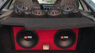 Sound Max 20-16 Midrange Test Demo