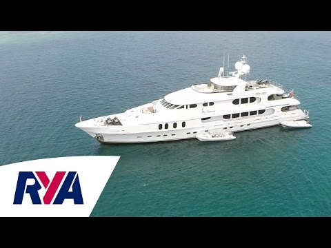 Careers - Super Yacht Captain - How to work on the water