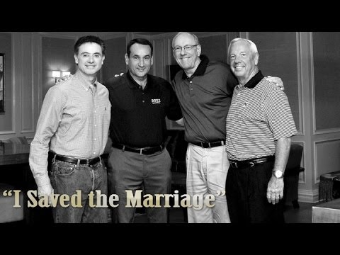 """The Hall of Famers   """"I Saved the Marriage"""""""