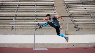 300 Meter Hurdle Drills & Technique's to Improve Your Times