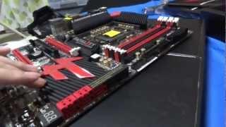 ASRock Fatal1ty Z68 Professional Gen3 開封