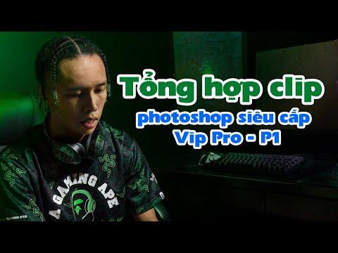 Huy Quần Hoa - Tổng hợp các clip Photoshop Siêu Cấp Vip Pro (P1)