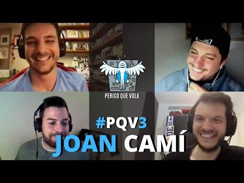 PERICO QUE VOLA amb Joan Camí   #PQV3