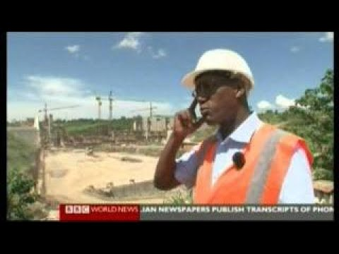Africa Energy Development BBC Africa Business Report Recorded 18.09.2017