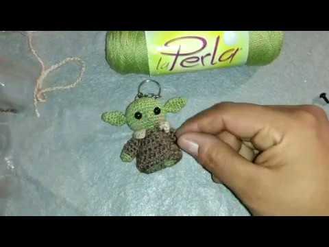 Jar Jar Binks Star Wars Mini Amigurumi Pattern PDF Crochet | Etsy | 360x480