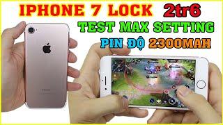 Test Game, Pin Độ iPhone 7 giá 2tr6 trên SHOPEE. Chơi game Cực Mượt nhưng... | MUA HÀNG ONLINE