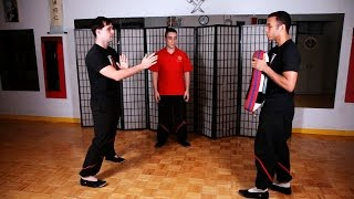 How to Time a Kick Attack | Wing Chun