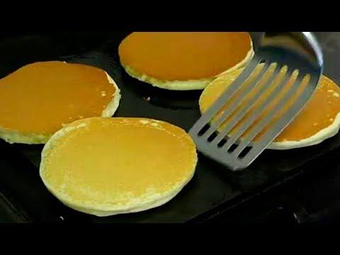 Como Hacer Pancakes Caseros ☺Fácil y Rápido