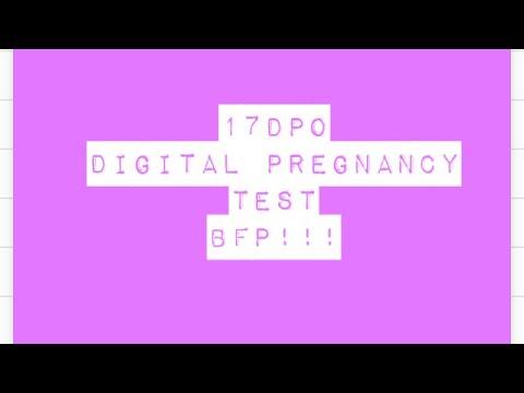 Live preg test!! BFP 17 DPO symptoms , gender sway !???