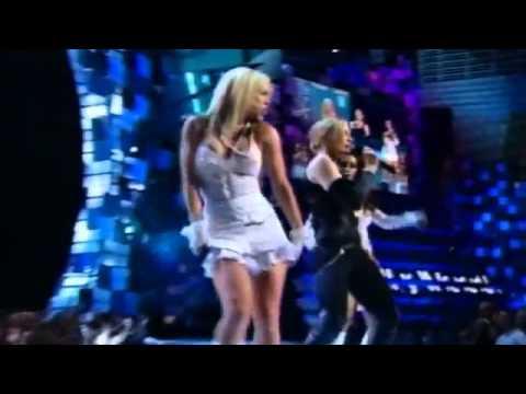 Madonna, Britney Spears, Christina Aguilera   Missy Elliot Like A Virgin Hollywo