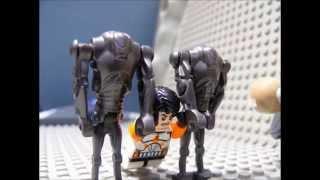 LEGO Star Wars: Battle of Mygeeto (episode 3) HD